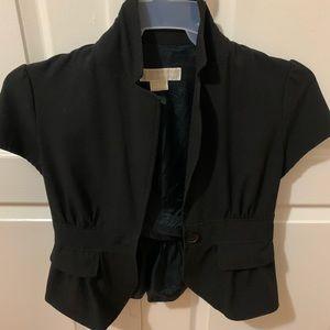 Michael Kors short sleeves blazer